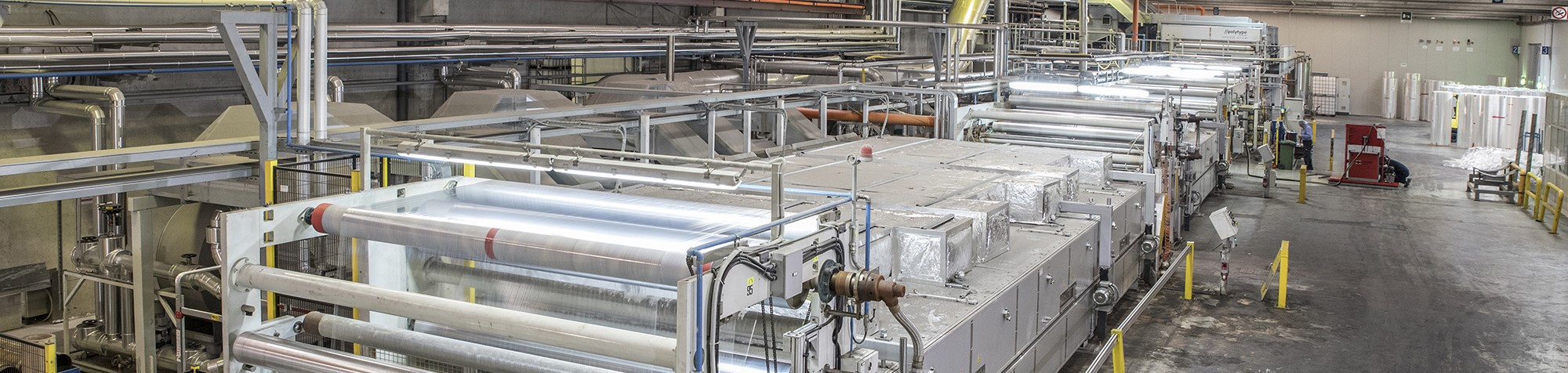 BOPP COATING LINE (IT)